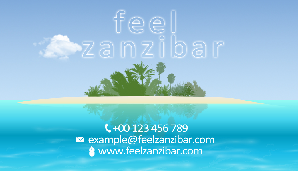 Feel Zanzibar Final Logo Design