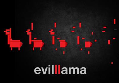 Evil Llama