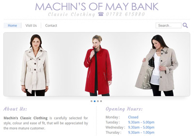 Machins of May Bank
