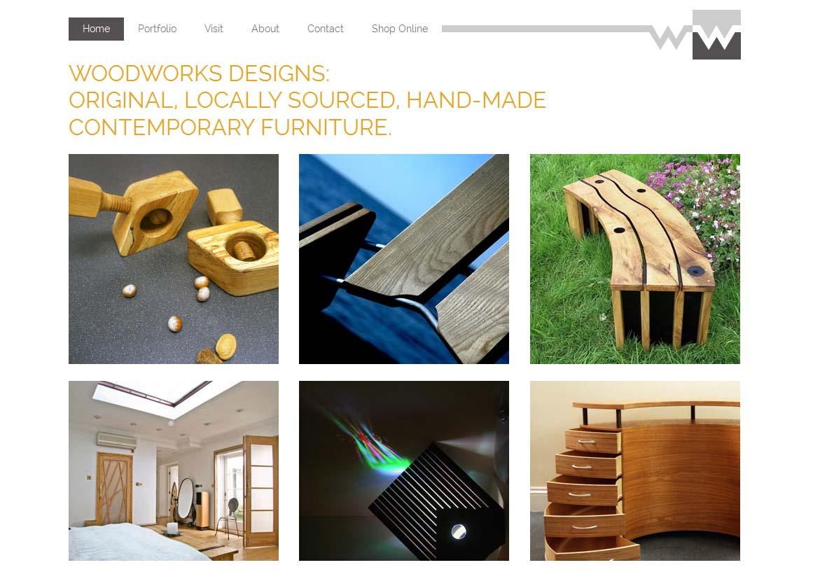 Woodworks Designs Home Page